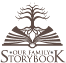 Our Family Storybook logo